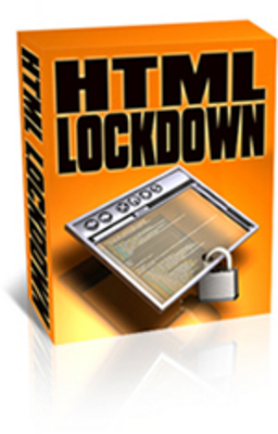 Product picture Html Lock Down