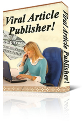 Product picture Viral Article Publisher PLR